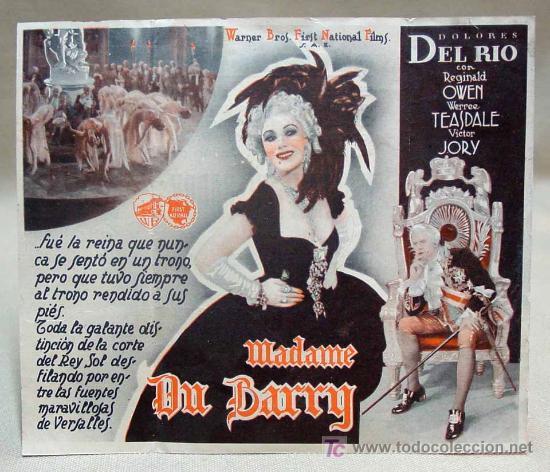 Madame Du Barry au cinéma - Page 2 13993410