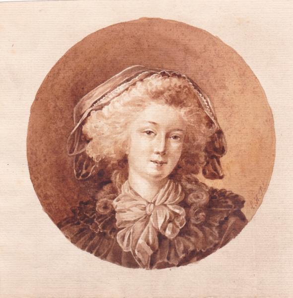 A vendre: tableaux Marie-Antoinette, Versailles et XVIIIe siècle 14473510