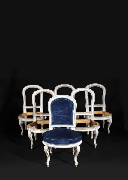 A vendre: meubles et objets divers XVIIIe et Marie Antoinette - Page 4 14483010