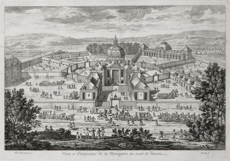La Ménagerie du château de Versailles 166410