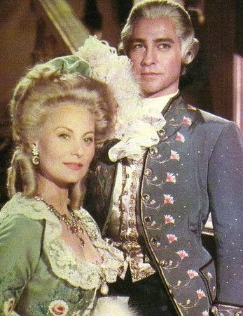 Marie Antoinette avec Michèle Morgan (Delannoy) 27033210