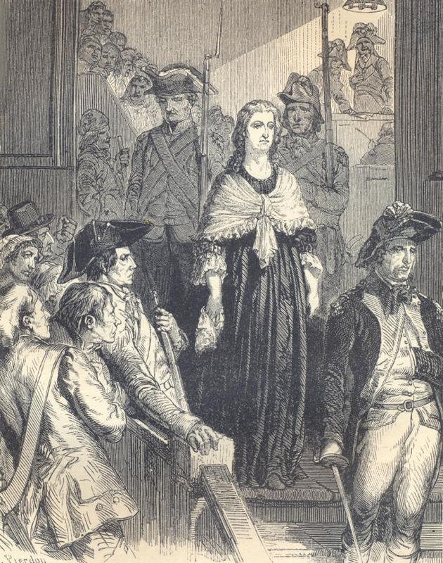 Marie-Antoinette par Delaroche 48849610