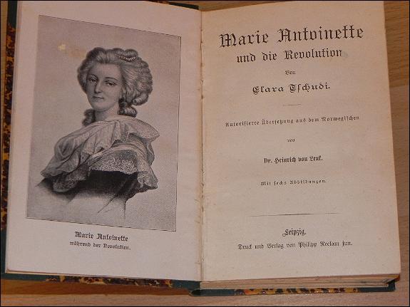 A vendre: livres sur Marie-Antoinette, ses proches et la Révolution - Page 4 839_7510