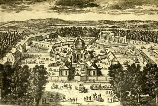 La Ménagerie du château de Versailles Menage10