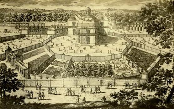 La Ménagerie du château de Versailles Menage11