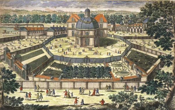 La Ménagerie du château de Versailles Versai16