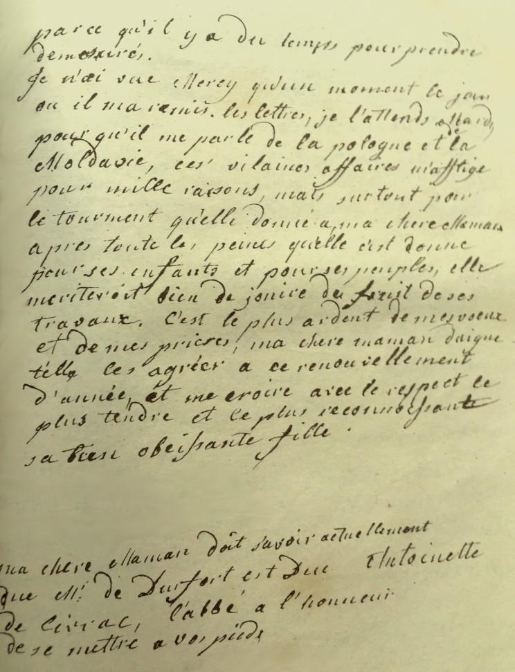 Correspondance entre Marie-Antoinette et sa mère  Zzzle15