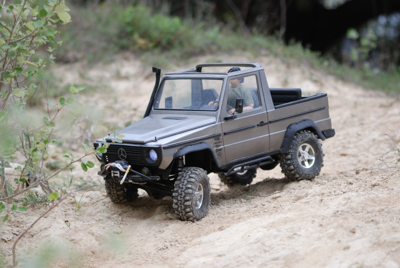 Proyecto Mercedes g trial extremo 13510