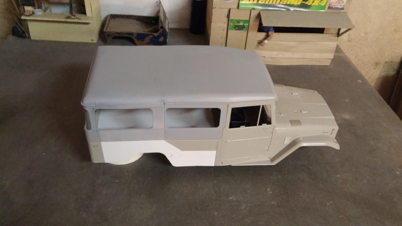 Toyota FJ45 Troop Carrier - Page 2 20151249