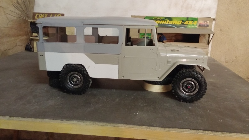 Toyota FJ45 Troop Carrier - Page 2 20151250