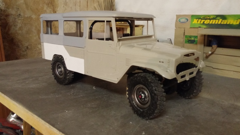 Toyota FJ45 Troop Carrier - Page 2 20151251