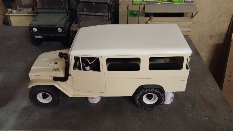 Toyota FJ45 Troop Carrier - Page 4 20160113
