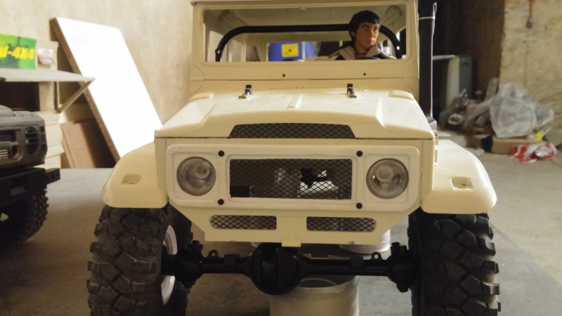 Toyota FJ45 Troop Carrier - Page 4 20160115