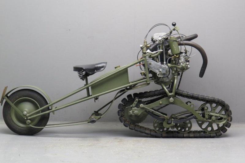 Mercier Moto-chenille 1937 Mercie10