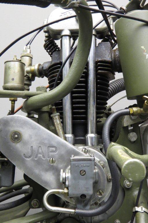 Mercier Moto-chenille 1937 Mercie12