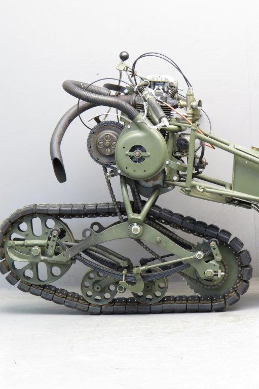 Mercier Moto-chenille 1937 Mercie13