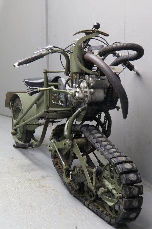 Mercier Moto-chenille 1937 Mercie14