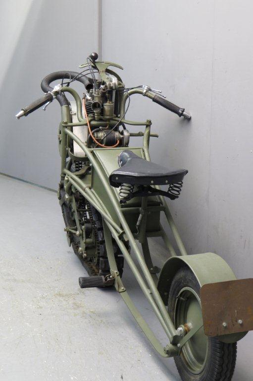 Mercier Moto-chenille 1937 Mercie15