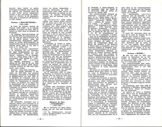fascicule La Marine Nationale Française  Page1010