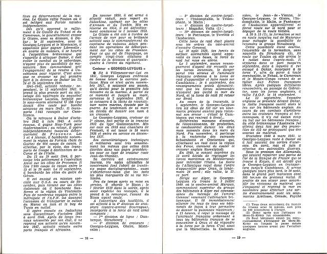 fascicule La Marine Nationale Française  Page1110