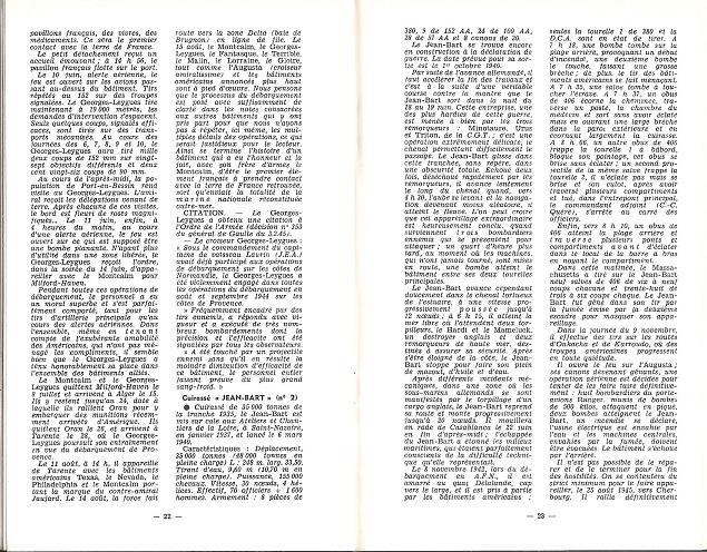 fascicule La Marine Nationale Française  Page1310