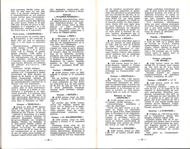 fascicule La Marine Nationale Française  Page1510