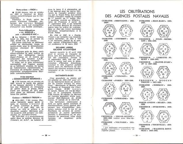 fascicule La Marine Nationale Française  Page1610