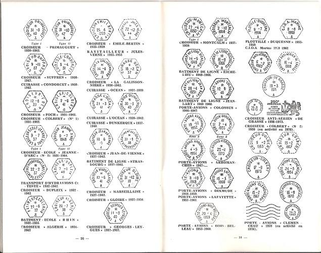 fascicule La Marine Nationale Française  Page1611