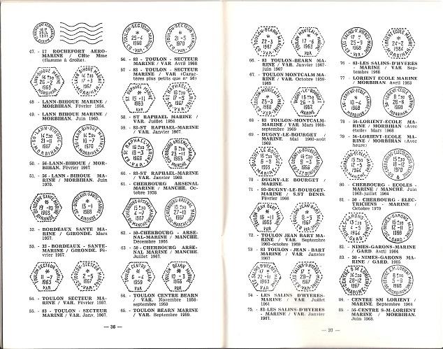 fascicule La Marine Nationale Française  Page2110