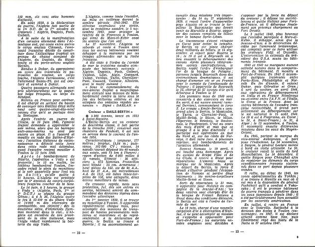 fascicule La Marine Nationale Française  Page8_10