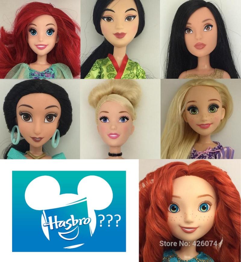 Disney dolls par Hasbro (2016) - Page 5 22496210
