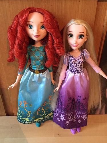 Disney dolls par Hasbro (2016) - Page 5 22671810