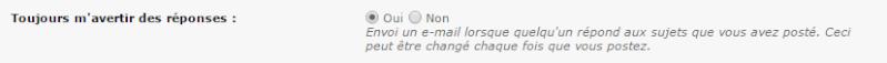 Problème de réception des notifications par mail 17-11-11
