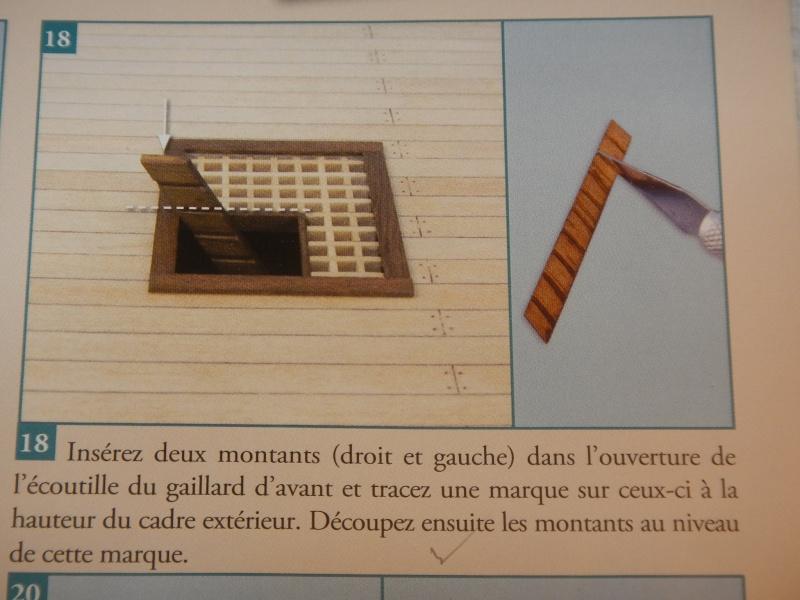 """Construction du """"Sovereign of the Seas"""" (SotS) au 1/84 (Partie 2)  - Page 4 Dscn3111"""