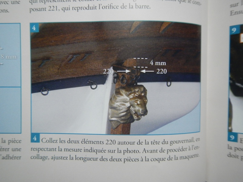 """Construction du """"Sovereign of the Seas"""" (SotS) au 1/84 (Partie 2)  - Page 4 Dscn3136"""