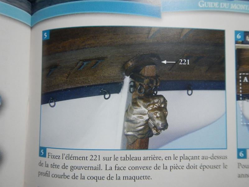 """Construction du """"Sovereign of the Seas"""" (SotS) au 1/84 (Partie 2)  - Page 4 Dscn3137"""
