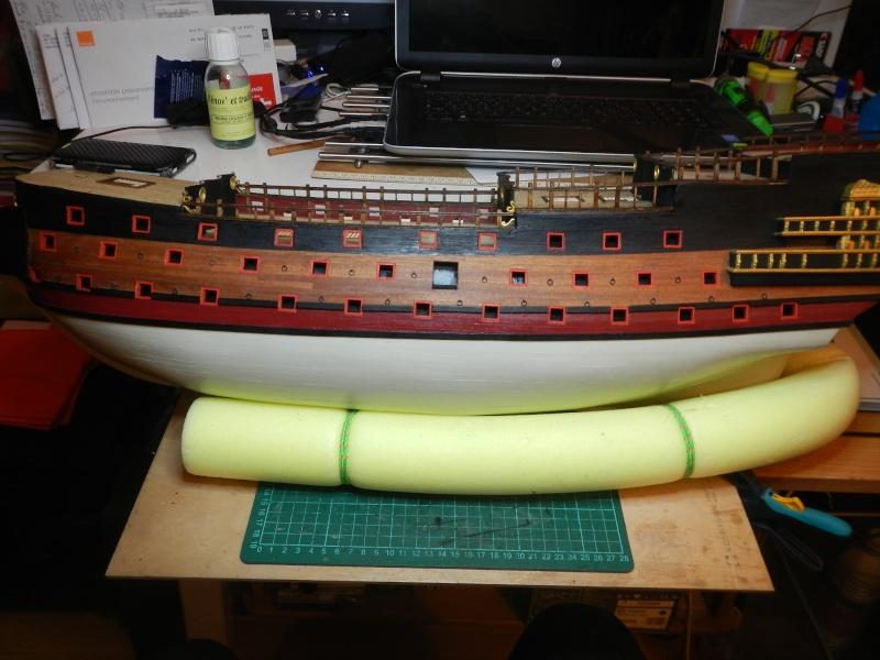 """Construction du """"Sovereign of the Seas"""" (SotS) au 1/84 (Partie 2)  - Page 5 Dscn3149"""