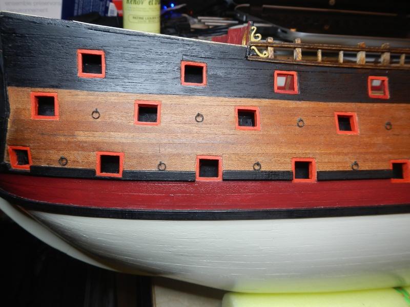 """Construction du """"Sovereign of the Seas"""" (SotS) au 1/84 (Partie 2)  - Page 5 Dscn3150"""