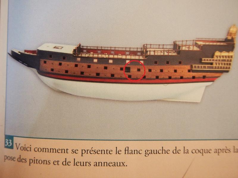 """Construction du """"Sovereign of the Seas"""" (SotS) au 1/84 (Partie 2)  - Page 5 Dscn3153"""