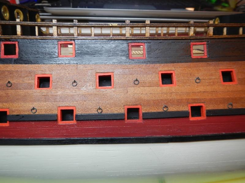 """Construction du """"Sovereign of the Seas"""" (SotS) au 1/84 (Partie 2)  - Page 5 Dscn3156"""