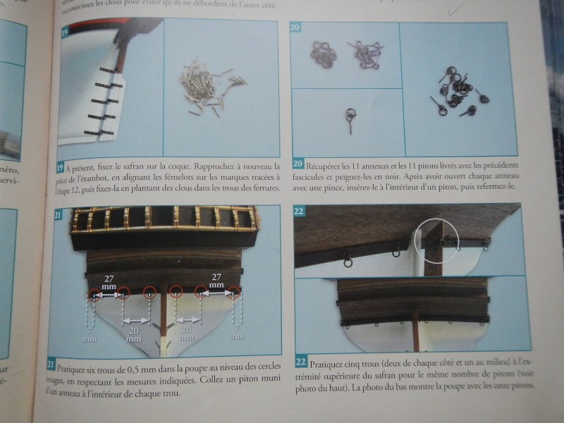 """Construction du """"Sovereign of the Seas"""" (SotS) au 1/84 (Partie 2)  - Page 6 Dscn3167"""