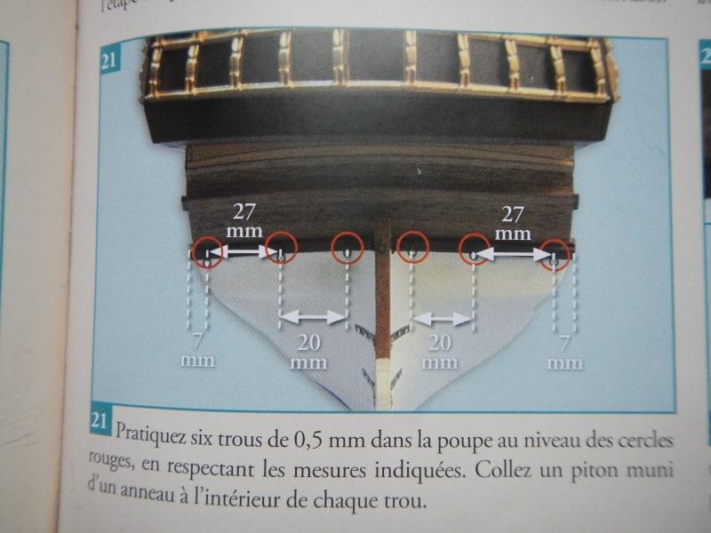 """Construction du """"Sovereign of the Seas"""" (SotS) au 1/84 (Partie 2)  - Page 6 Dscn3169"""