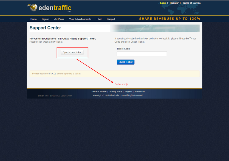 EdenTraffic - novi revenue sharing program Screen10