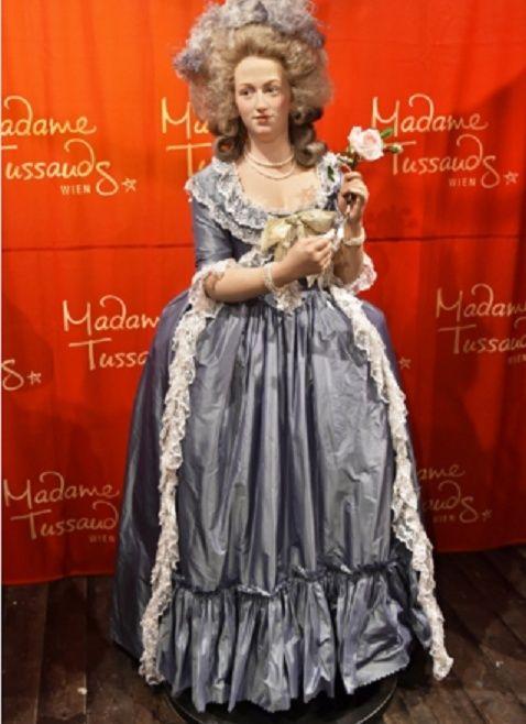 Wien Marie Antoinette als Wachsfigur Zzz12
