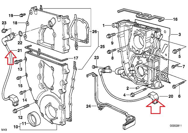 [ BMW E36 316i bva compact an 1996 ] problème de régime moteur  11_m4310
