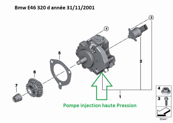 [ Bmw e46 320D m47 an 2002 ] Voyant DDE + prechauffage allumés et moteur ne demarre pas 13_e4611