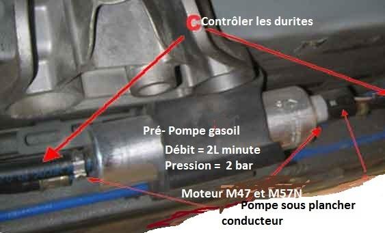 [ Bmw e46 320D m47 an 2002 ] Voyant DDE + prechauffage allumés et moteur ne demarre pas 13_pre12