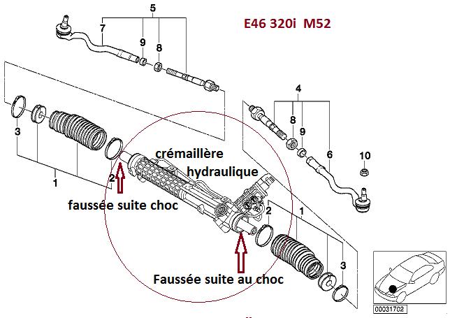 [ Bmw e46 320i an 1999 ] problème liaison au sol ( Résolu) 32_e4610