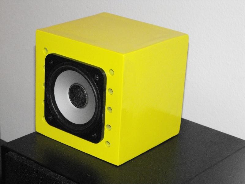 [RIVOLTO A TUTTI] Scelta di nuovi desktop speakers particolari Pikken10
