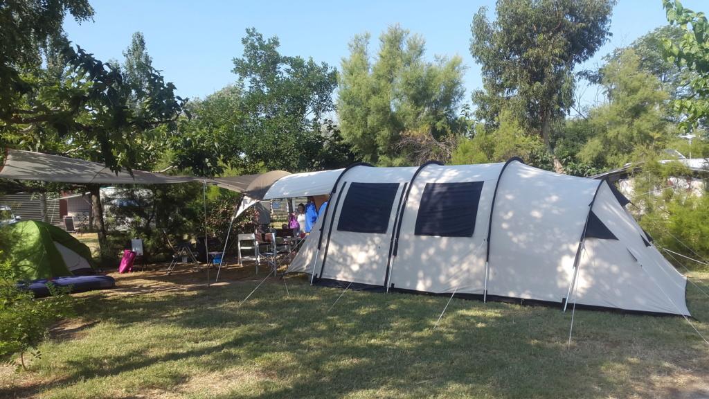Tous le matériel avec tente et remorque  20180716